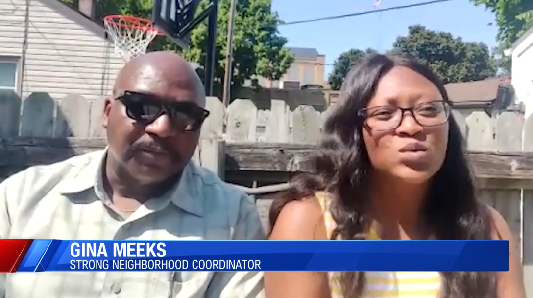 Tommy Meeks and Gina Meeks Interview on Juneteenth 2020