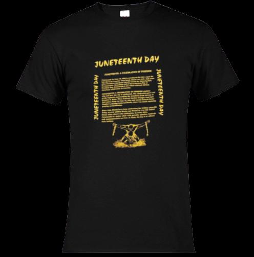 Juneteenth Day T-Shirt 2020